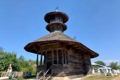 Biserica de lemn - monument istoric
